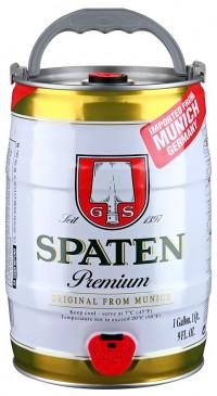 Акция на Spaten Premium Lager в Сильпо
