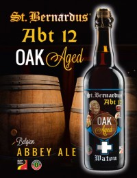 St. Bernardus Abt 12 Oak Aged - бельгийская новинка в Le Silpo