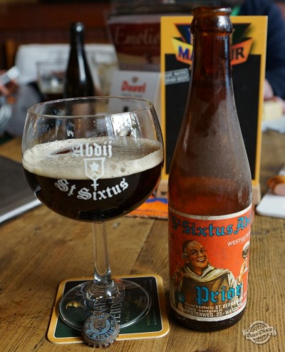 St. Sixtus Prior 8 for Westvleteren