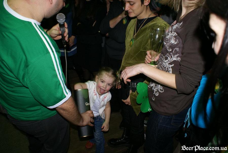 День святого Патрика 2011: ирландский паб O'BRIEN'S. Независимый эсперт :)