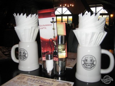 Краш-тест ресторана-пивоварни Старгород в Харькове
