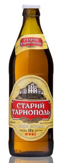 Старий Тарнополь теперь и в стекле