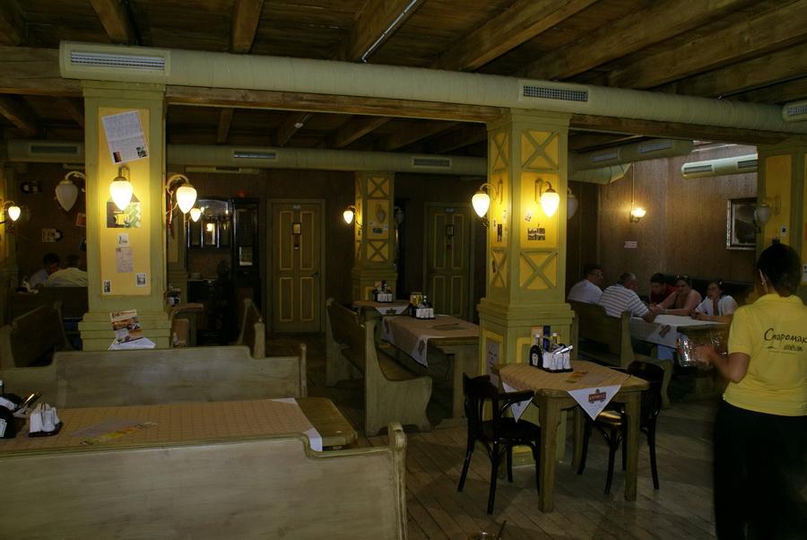 Чешский ресторан Старомак. Домашний уют