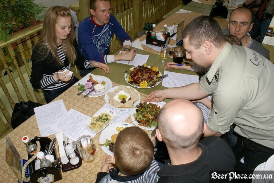 Старомак. Славности пива. Апрель 2011. Чешские нямнямки