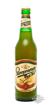 Staropramen Wheat - новинка от Sun InBev Ukraine