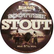 Пиво BELHAVEN SCOTTISH STOUT