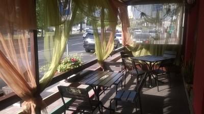 Летняя терраса ресторан Че Гевара