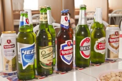 Экскурсии на пивоварни Sun InBev Ukraine в Чернигове, Харькове и Николаеве