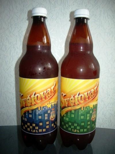 Svetovar - новое пиво от Оболони для Молдовы