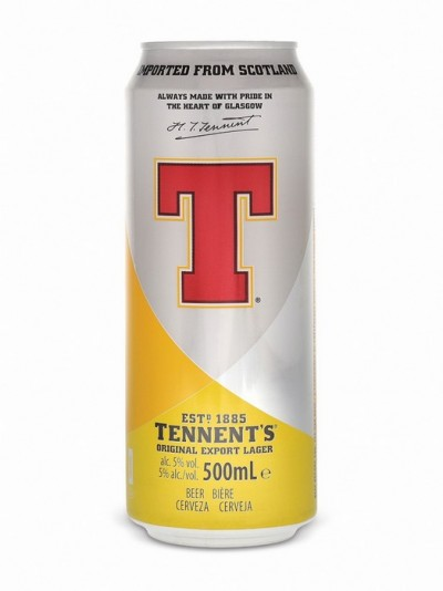Tennent's Original Export Lager также в Украине