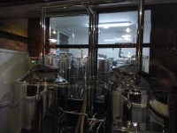 Терція - новая мини-пивоварня в Черновцах