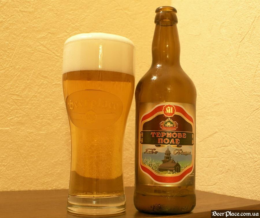 Пиво Микулинецьке Тернове поле