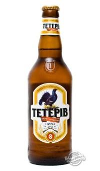 Тетерів - новое пиво от ППБ