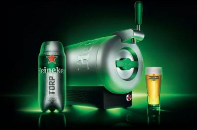 The Sub - новая система разлива пива в домашних условиях от Heineken