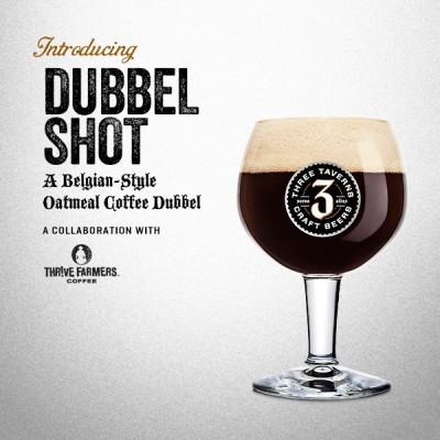 Dubbel Shot как пример смешания пивных стилей