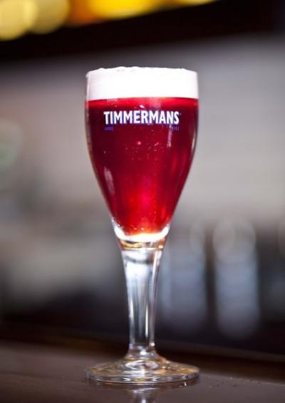 Timmermans Kriek - новое пиво в Антверпене