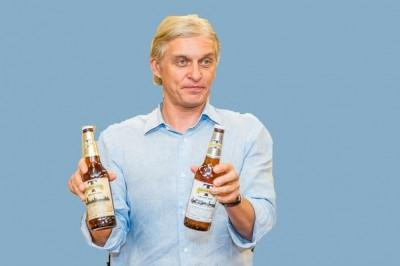 Олег Тиньков запускает пиво Тинькофф. Авторское