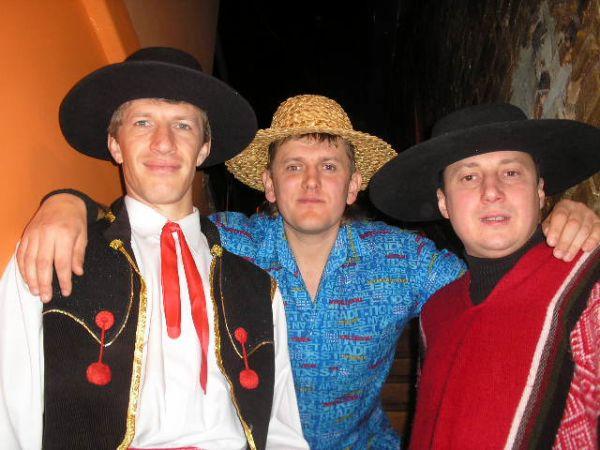 Латинская вечеринка в пабе Бровар