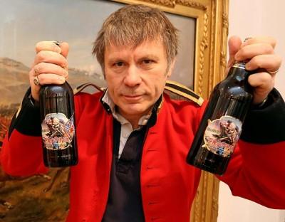 Iron Maiden выпустили собственное пиво