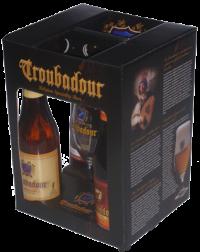 Подарочный набор и Troubadour Spéciale в нем от Beershop.com.ua