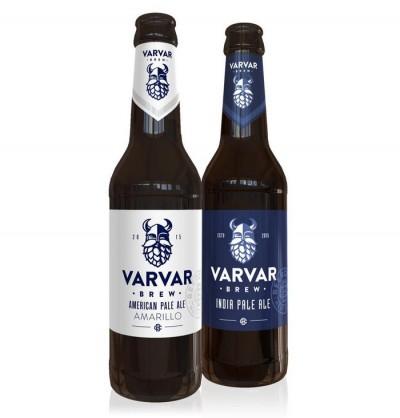 VARVAR India Pale Ale - второй сорт от Василия Микулина