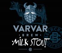 Golden Ale Juz и Milk stout - новые сорта от VARVAR