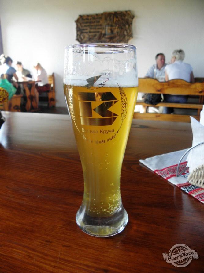 Пиво. В живую :)