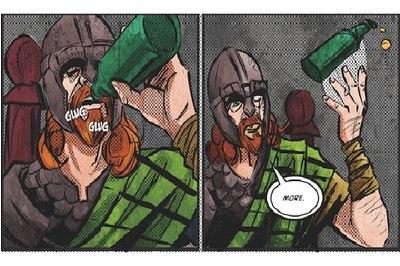 В Шотландии создали комикс по балладе Вересковый мед