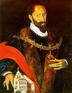 Герцог Вильгельм V Баварский, основатель придворной пивоварни
