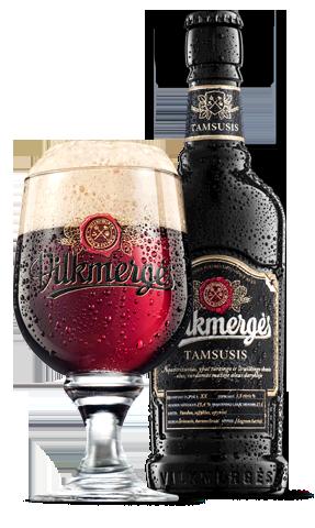 Vilkmerges Tamsusis - еще один новый сорт литовского пива