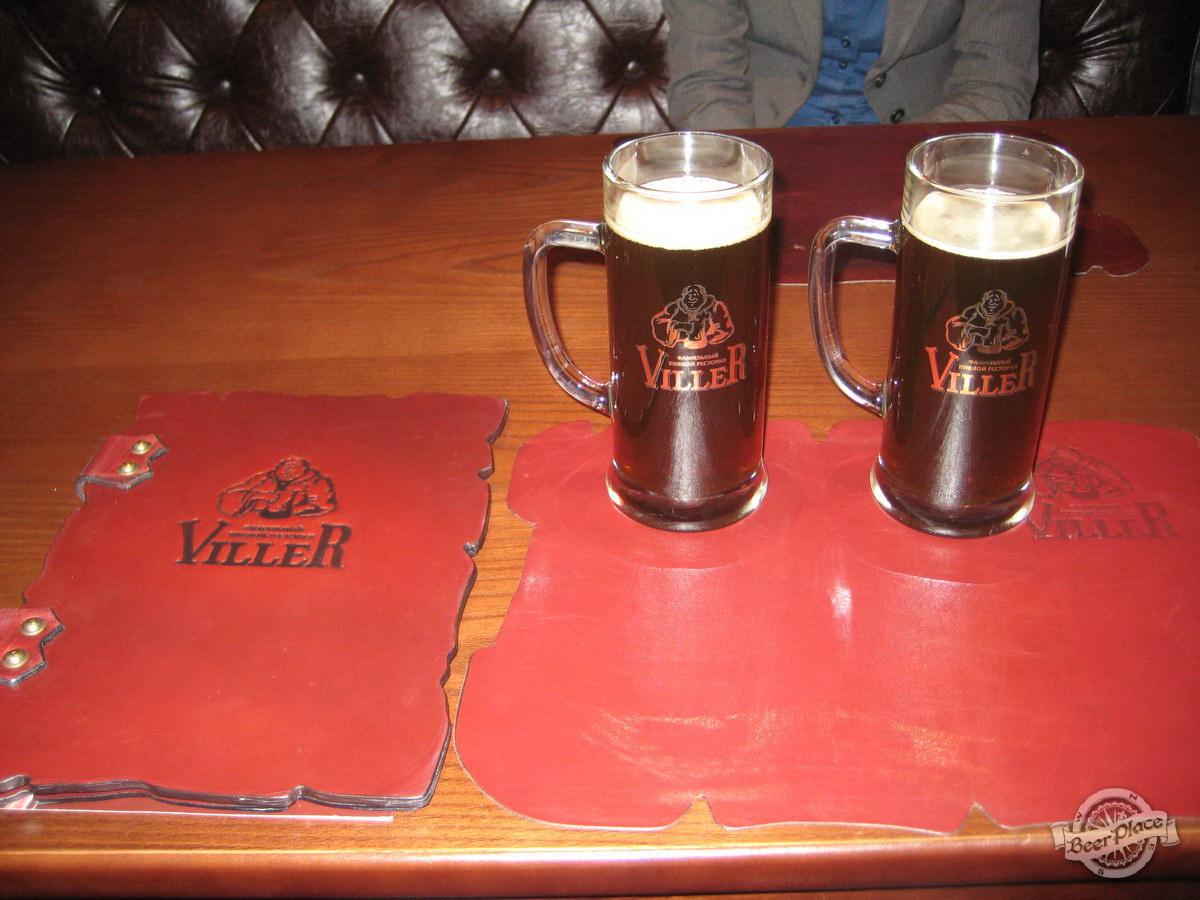 Краш-тест пивного ресторан Виллер на Оболони