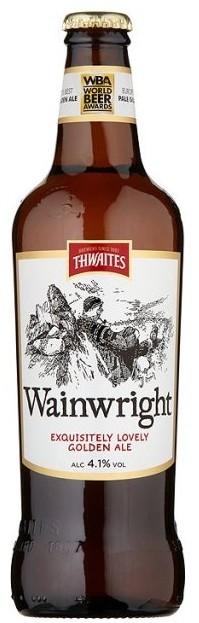 Британские новинки от Thwaites Brewery в Сильпо