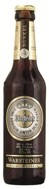 Warsteiner Premium Dunkel в Украине