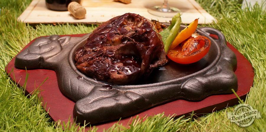 Дегустация Waterloo 8 Double Dark и Floreffe Prima Melior в FoodTourist. Оссобуко