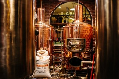 Пивная Резиденция Watson - новая мини-пивоварня в Харькове