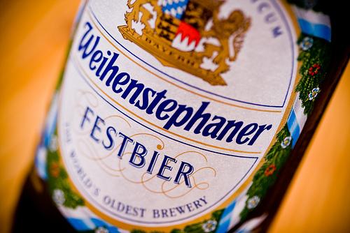 Weihenstephaner Festbier | Фестивально пиво Вайнштефан