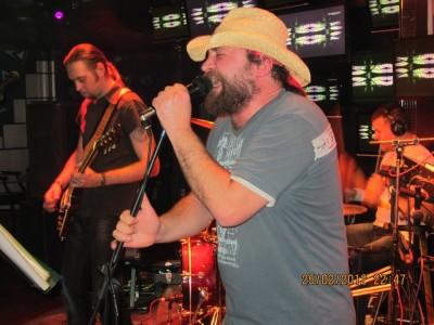 Группа Whistlin' Dixie в Пивной №1 на Оболони