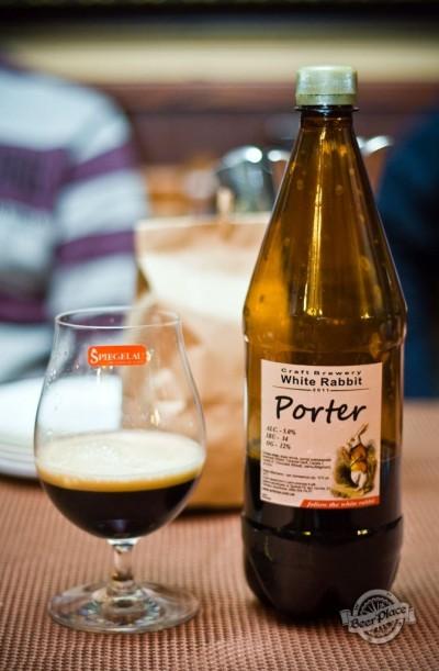 Дегустация пива от White Rabbit Craft Brewery