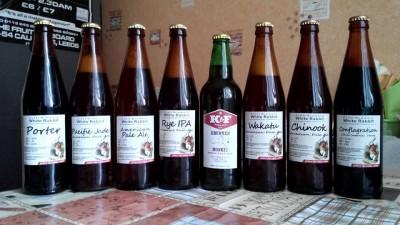 Новинки от White Rabbit Craft Brewery