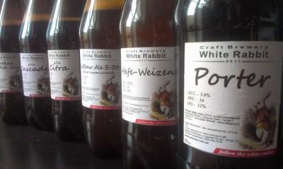 White Rabbit Craft Brewery - крафтовая мини-пивоварня в Кривом Роге