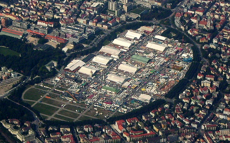 За день до начала Октоберфеста 2006