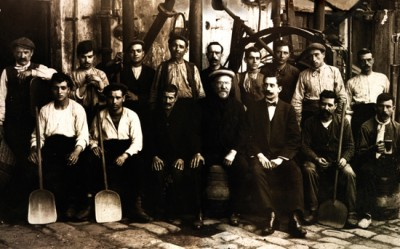 История Gruppo Damm