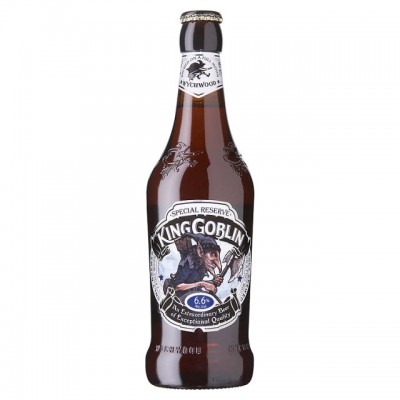 Wychwood King Goblin в Pinta Cerveza