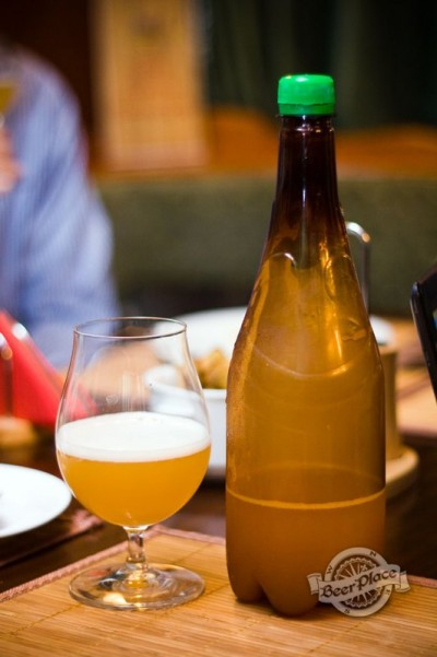 Дегустация пива Жванецьке Эль