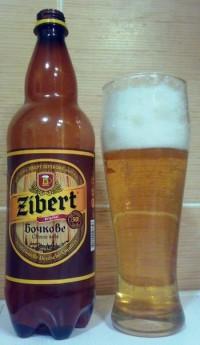 Пиво Zibert Бочкове