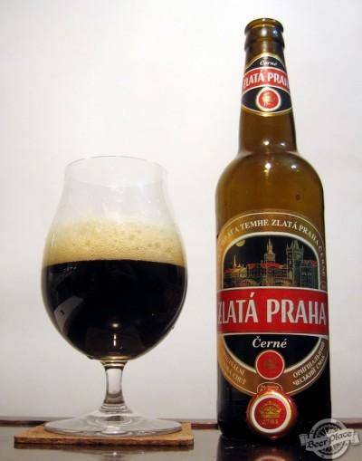 Дегустация пива Zlata Praga Cerne