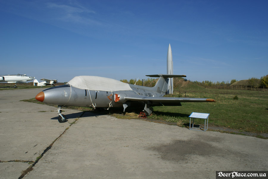 Музей дальней авиации в Полтаве
