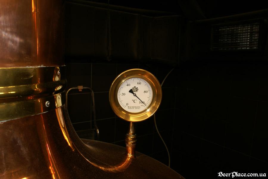 Как варят пиво в Arena BeerHouse. Декокция в разгаре