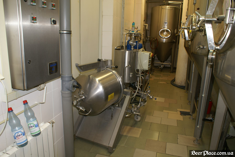 Как варят пиво в Arena BeerHouse. ЦКТ