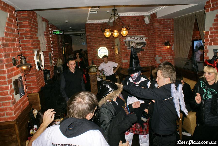 Хеллоуин 2010 в АУТ ПАБе. Фото. ПОДВОХ